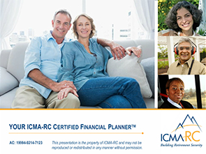 Your CERTIFIED FINANCIAL PLANNER