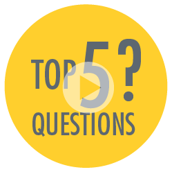 ICMA-RC discusses the top 5 questions asked about saving for retirement