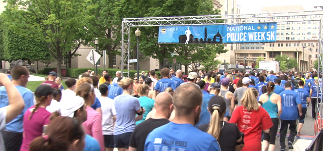 ICMA-RC Employees Run to Honor Fallen Police Officers And Recognize Public Sector