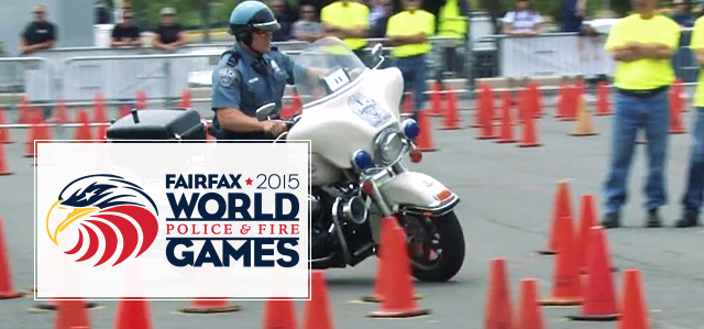 ICMA-RC, Official Retirement Plan Provider of 2015 World Police & Fire Games