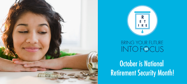 National Retirement Security Month