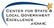 Center for State & Local Government Excellence logo